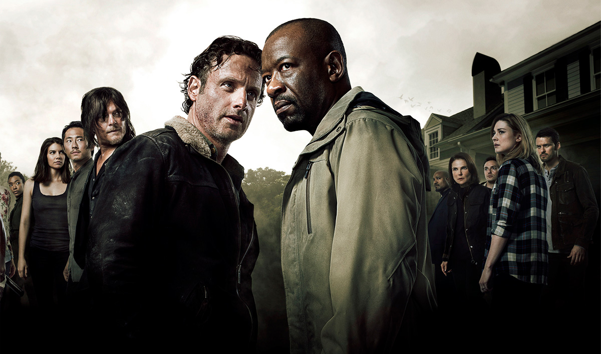 <em>The Walking Dead</em>, temporada 6 - nuevos episodios (disponible a partir de 14/08/2017)