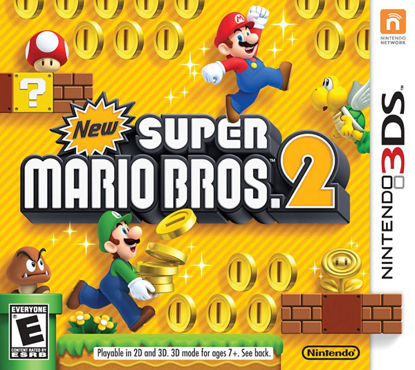 caja new super mario bros 2