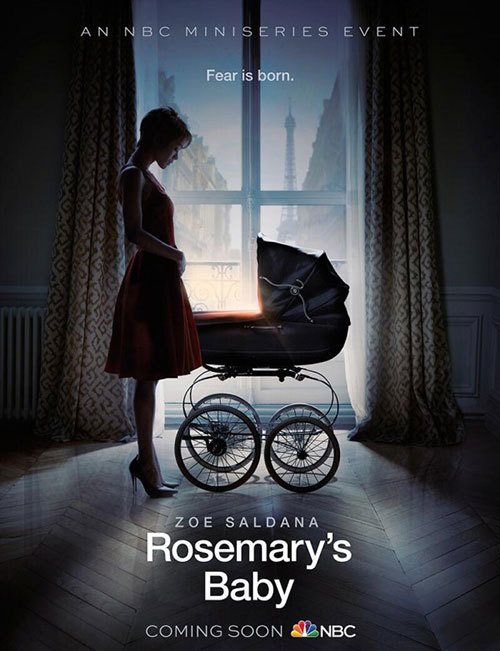 poster rosemary baby
