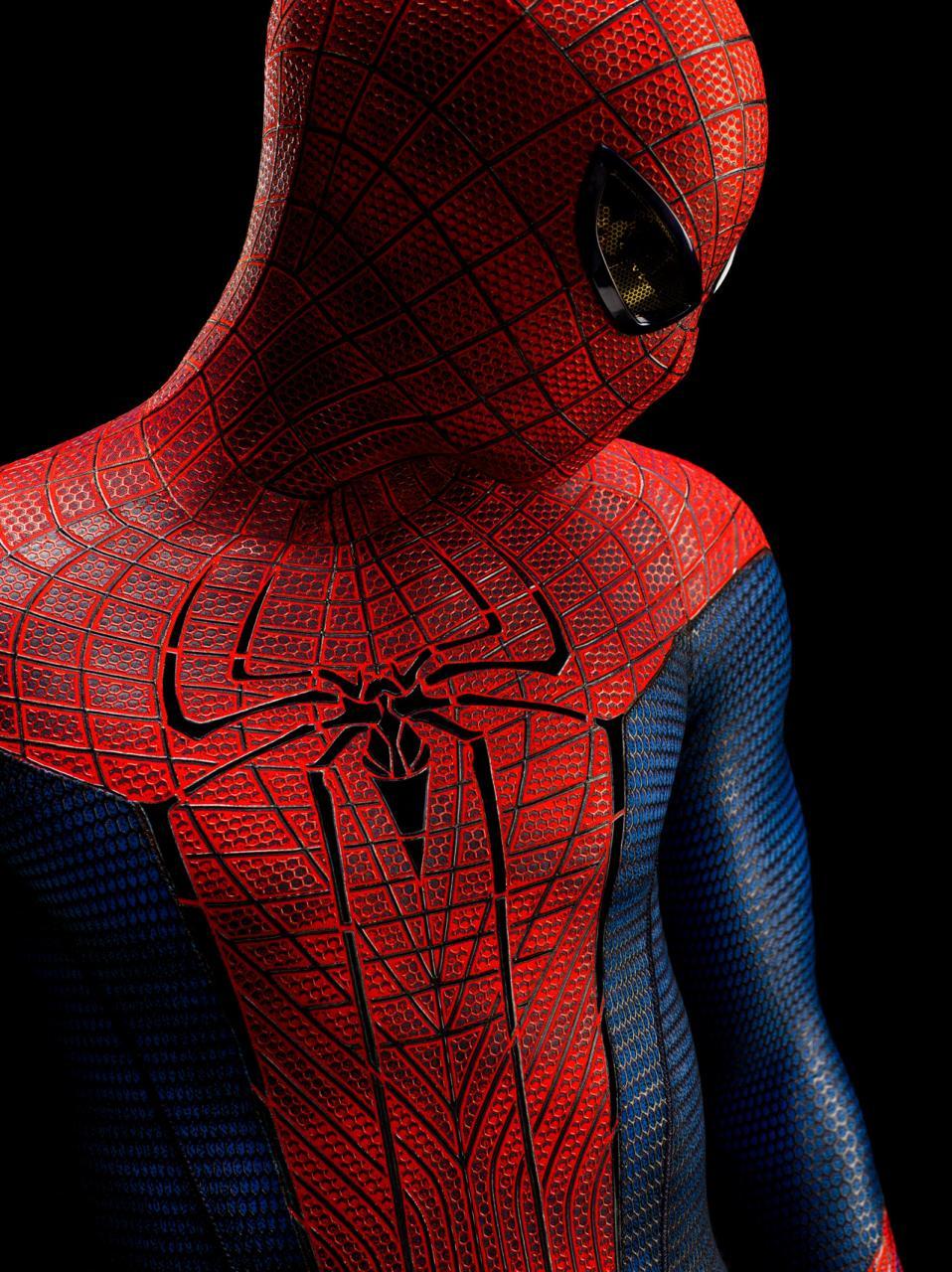 the amazing spiderman traje