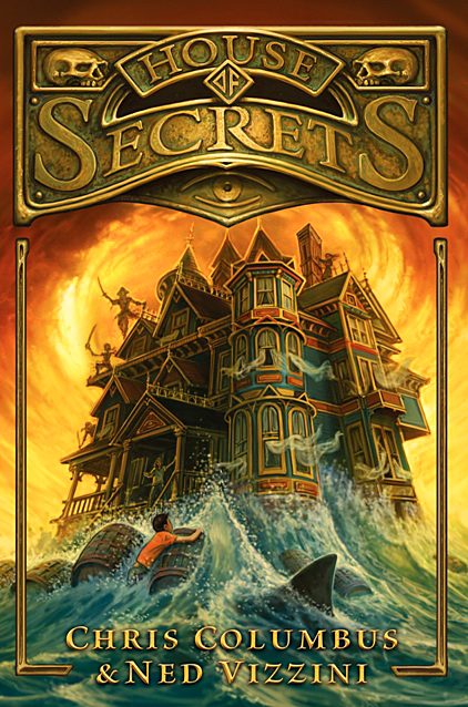 house of secrets chris columbus