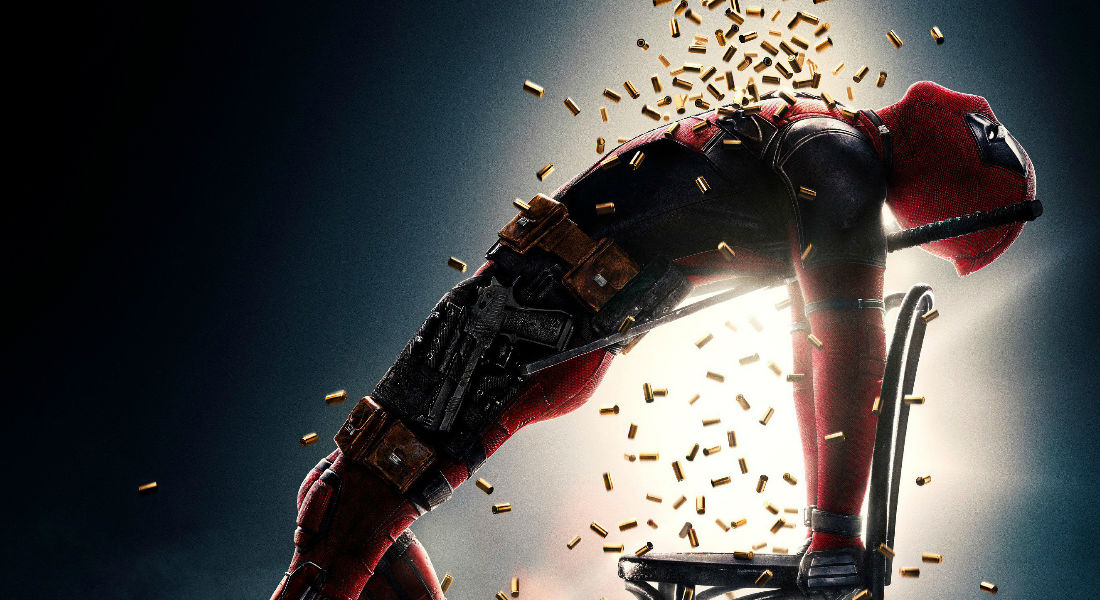 Deadpool Flashdance