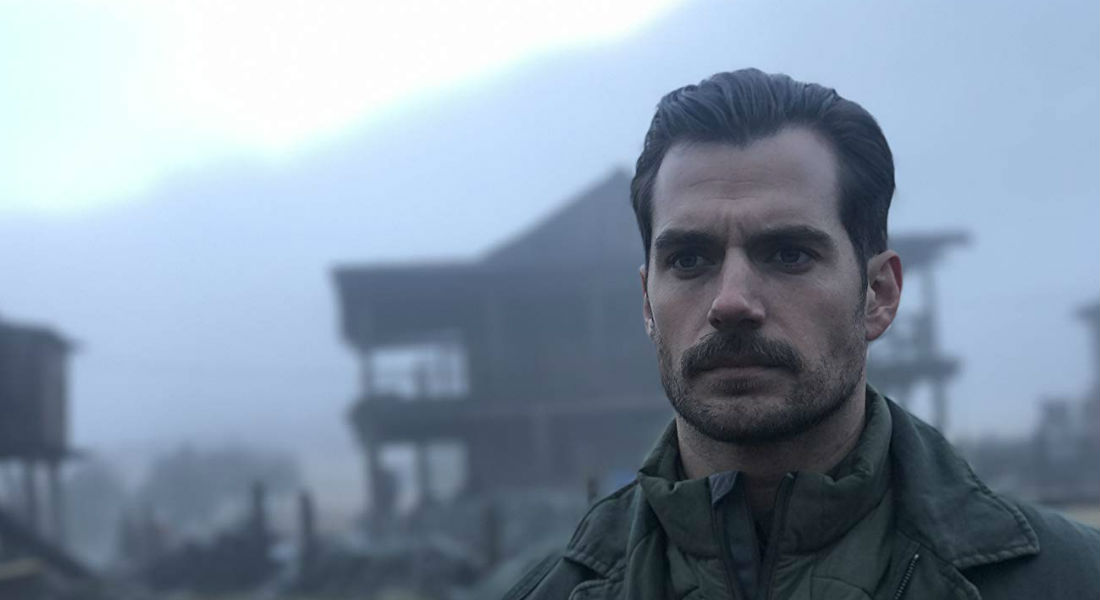 Henry Cavill Mision Imposible Repercusion Mission Impossible Fallout