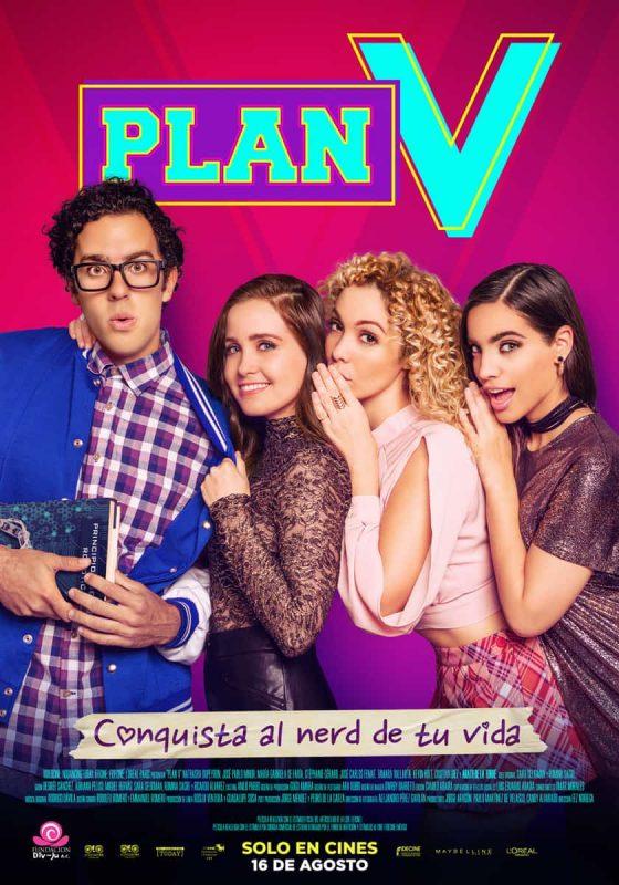 Plan V [2018][Latino][1080p][MEGA]