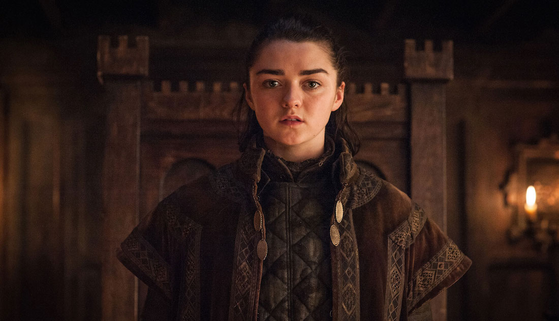 Game of Thrones: Maise Williams habló de la escena final de Arya