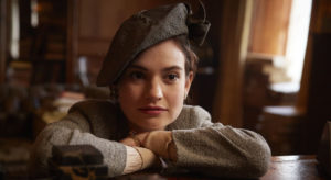 Lili James Rebecca The Guernsey Literary and Potato Peel Pie Society