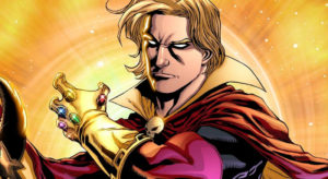 Fan Art Adam Warlock