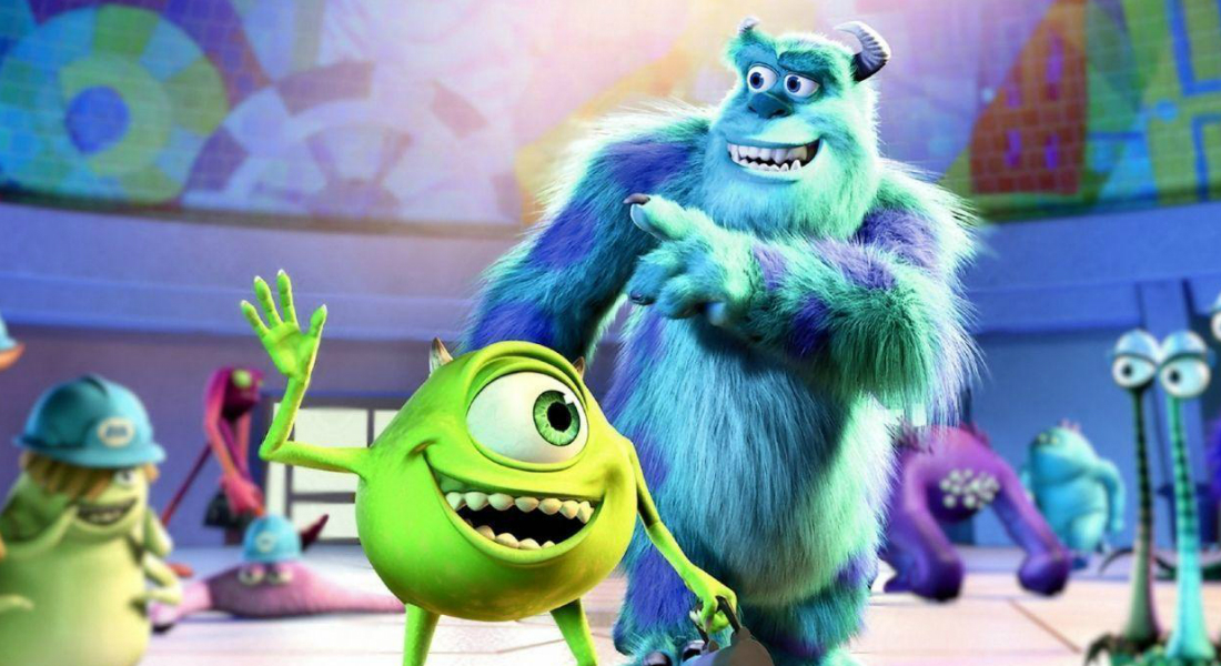 Monsters Inc. serie