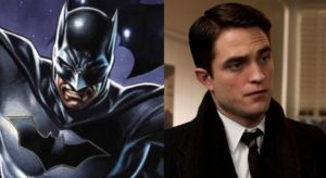 Matt Reeves Robert Pattinson Batman