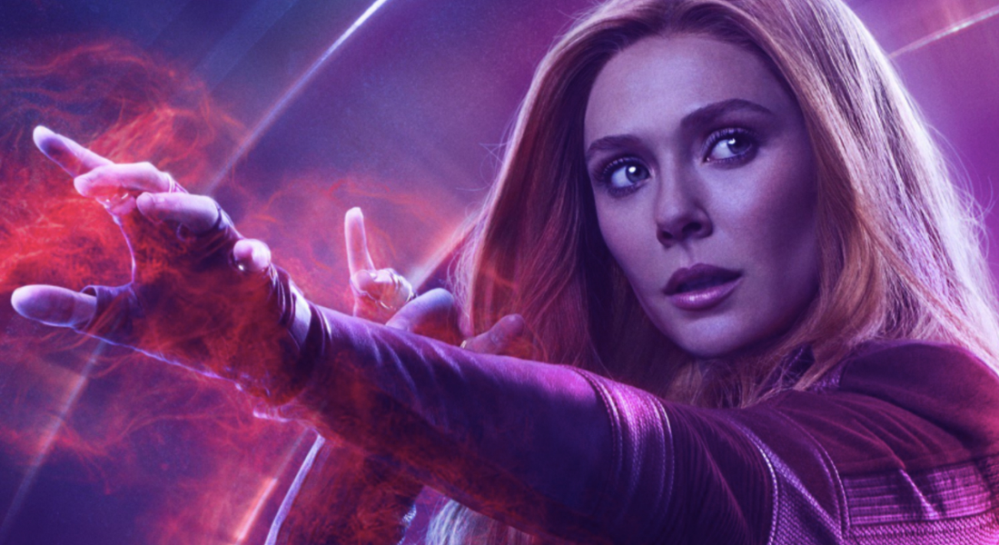 Scarlet Witch Thanos Endgame
