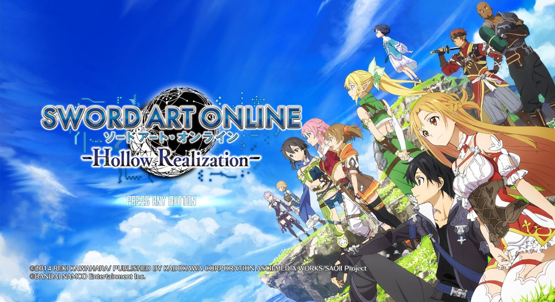 Sword Art Online: Hollow Realization (Deluxe Edition) – crítica