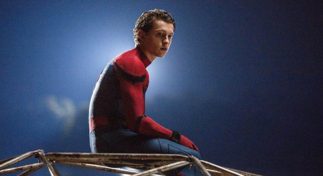 Tom Holland Spidey Sony y Disney