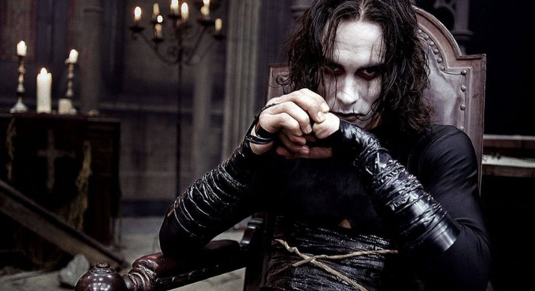 El Cuervo The Crow Alex Proyas