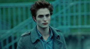 Robert Pattinson Crepúsculo