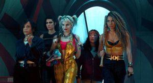 DC Extended Universe DCEU Birds of Prey Aves de Presa Harley Quinn Margot Robbie