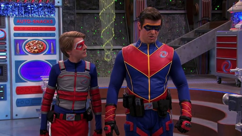Henry Danger Nickelodeon